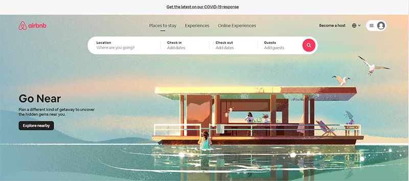 Image from airbnb.com.